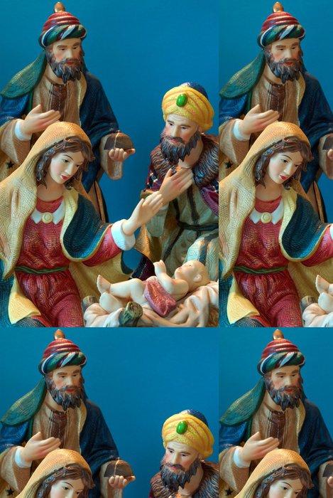 Tapeta Pixerstick Nativity Scene - Témata