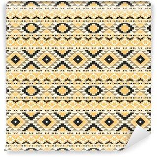 Vinylová Tapeta Navajo bezešvé vzor