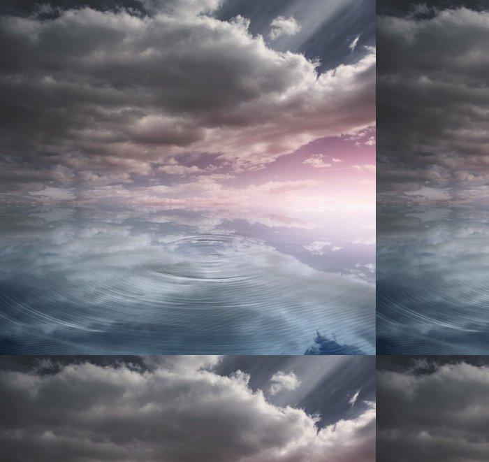 Vinylová Tapeta Nebeský voda a nebe - Nebe