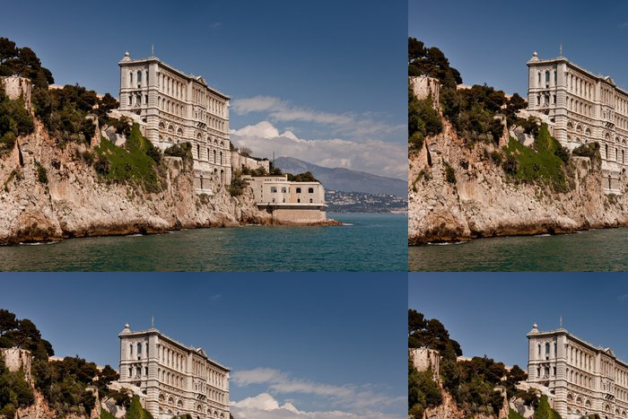Tapeta Pixerstick Nebo oceanographique Musee Aquarium de Monaco (Monte Carlo) - Jiné