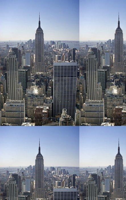Vinylová Tapeta New York City Downtown - Americká města
