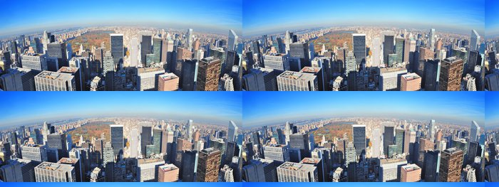 Tapeta Pixerstick New York - Manhattan - Amerika