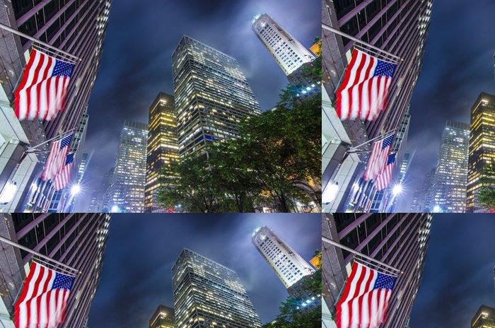Tapeta Pixerstick New york - Americká města
