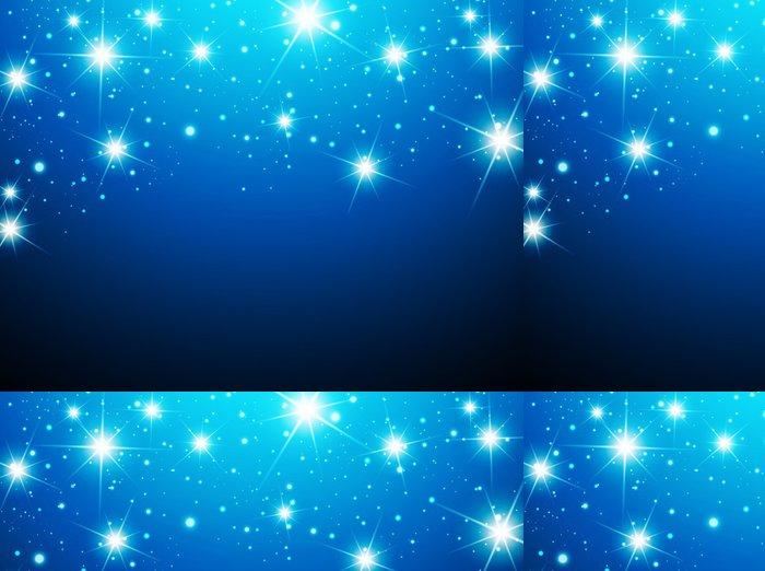 Tapeta Pixerstick Noční hvězda pozadí - Témata