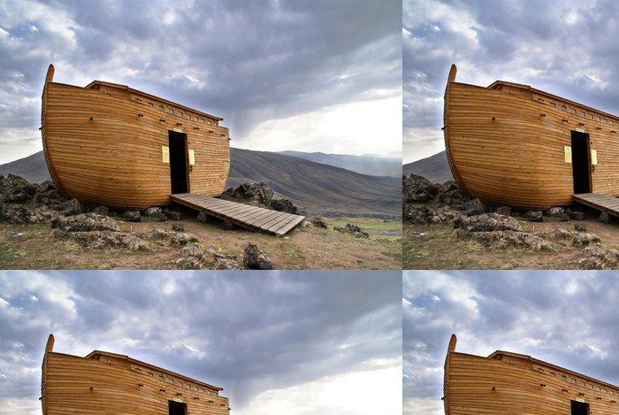 Tapeta Pixerstick Noemova archa - Střední Východ