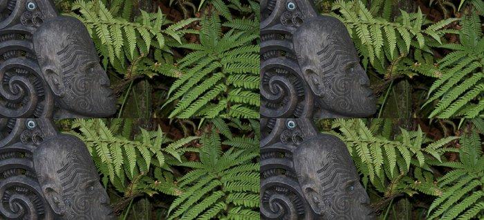 Tapeta Pixerstick Nový zéland Maori umění - Oceánie