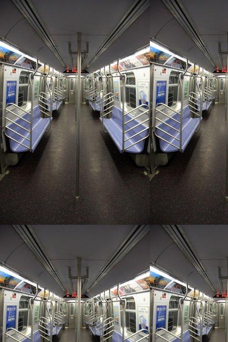 Tapeta Pixerstick NYC Subway - Amerika
