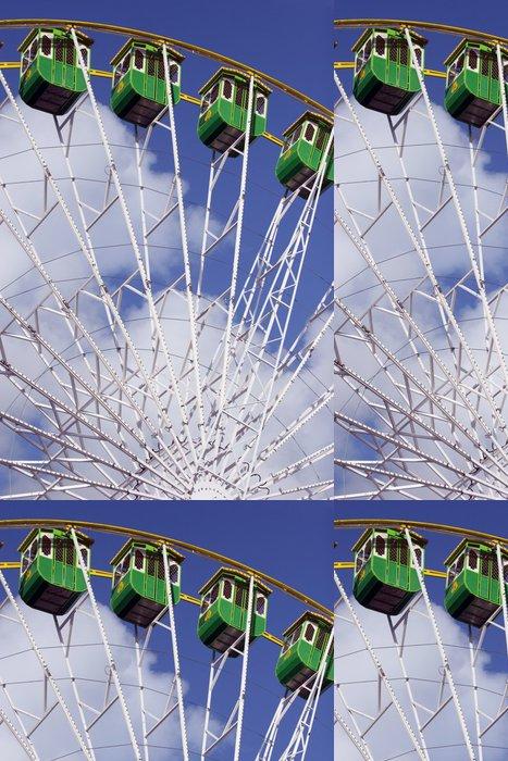 Tapeta Pixerstick Obří detail Wheel - Památky