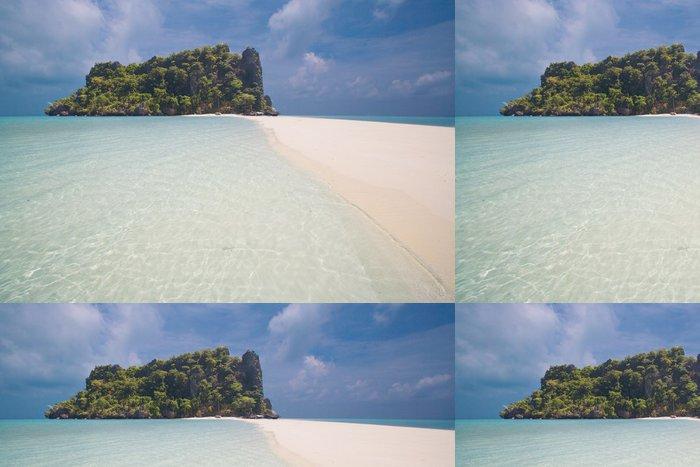 Tapeta Pixerstick Ocean View ráje ostrova - Vodní a mořský život