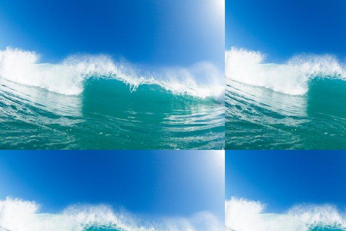 Tapeta Pixerstick Ocean wave - Přírodní krásy
