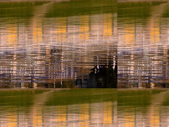 Tapeta Pixerstick Odrazy na vodě - Náboženství