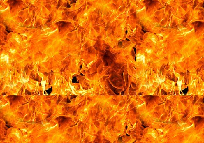 Tapeta Pixerstick Oheň plameny - Struktury
