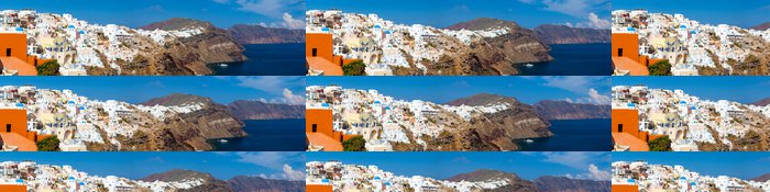 Tapeta Pixerstick Oia Santorini, Řecko - Evropa