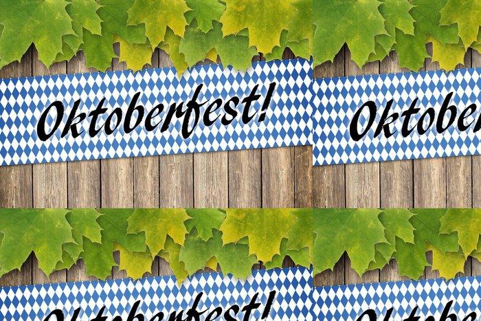 Tapeta Pixerstick Oktoberfest - Slavnosti