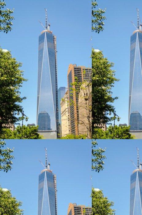 Tapeta Pixerstick One World Trade Center, aka Freedom Tower - Americká města