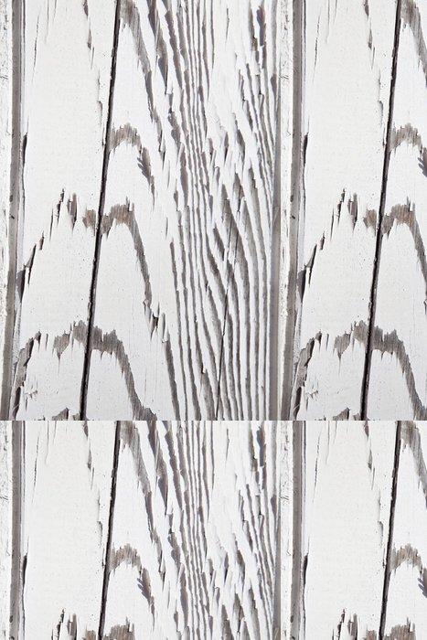 Tapeta Pixerstick Opotřebované Zebra pruhované stěny vzor. -
