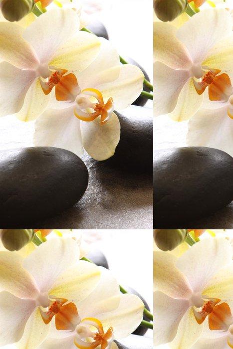 Tapeta Pixerstick Orchidée béžová -
