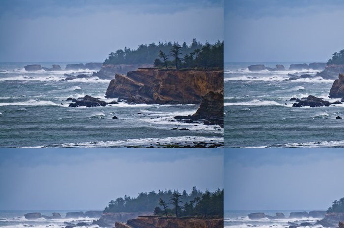 Tapeta Pixerstick Oregon coast - Přírodní krásy
