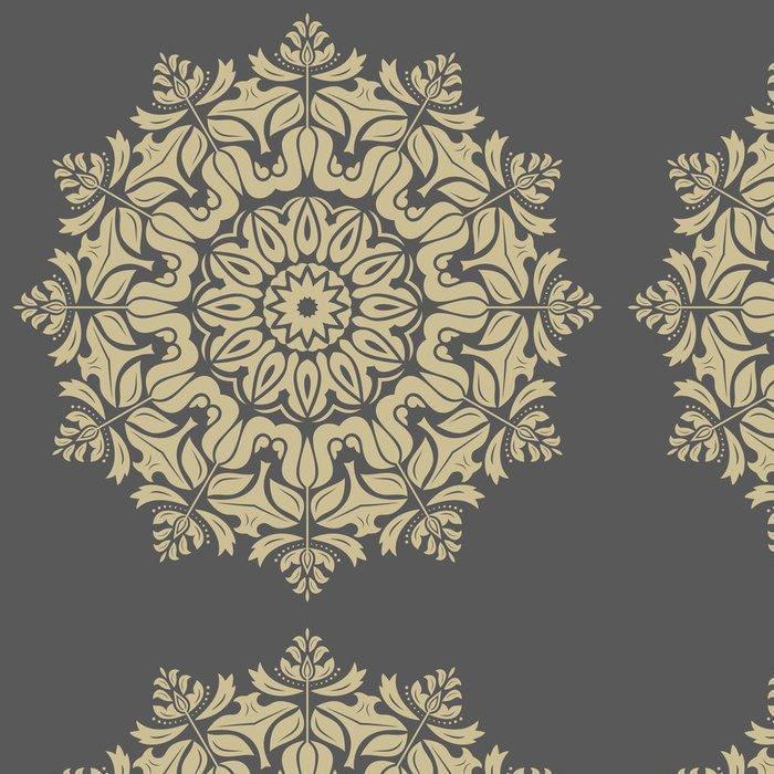 Vinylová Tapeta Orient Abstraktní vzor - Abstraktní