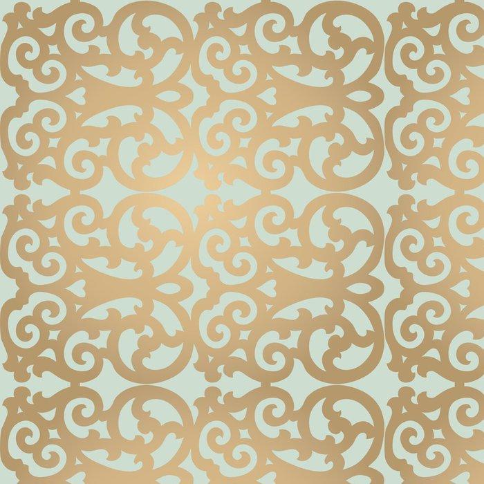 Vinylová Tapeta Ornament bezešvé dlaždice - Styly