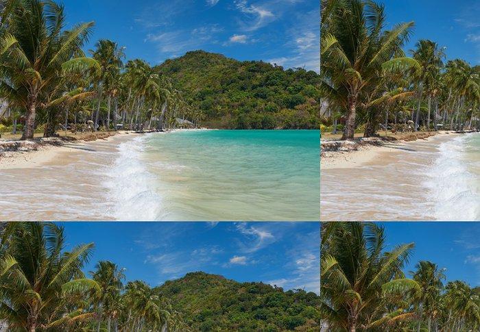 Tapeta Pixerstick Ostrově Phi Phi-, provincie Krabi, Thajsko. - Asie
