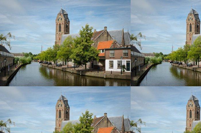Tapeta Pixerstick Oudewater - Nizozemsko - Evropa