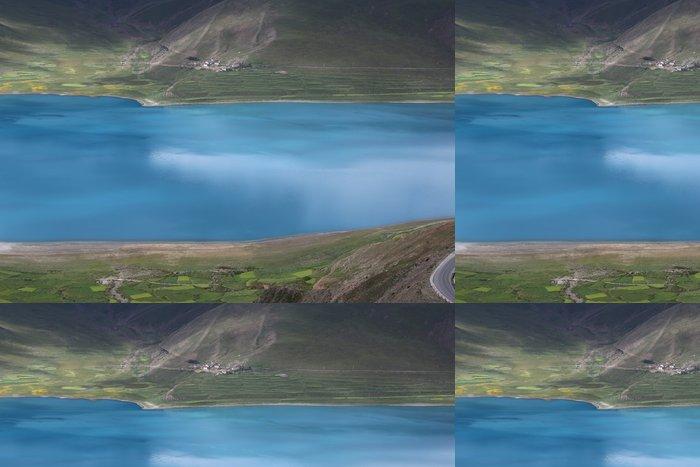 Tapeta Pixerstick Ovce Lake, které bylo přijato v čínském Tibetu - Asie