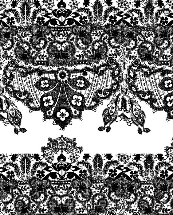 Tapeta Pixerstick Paisley ilustrace - Styly