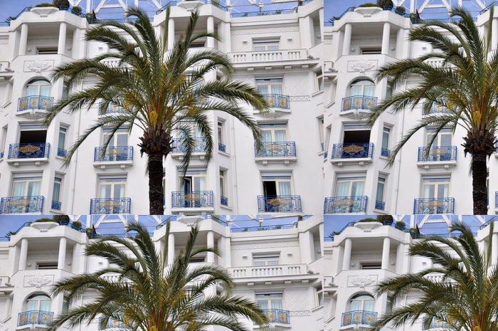 Tapeta Pixerstick Palác Méditerranée luxe hotel - Úspěch