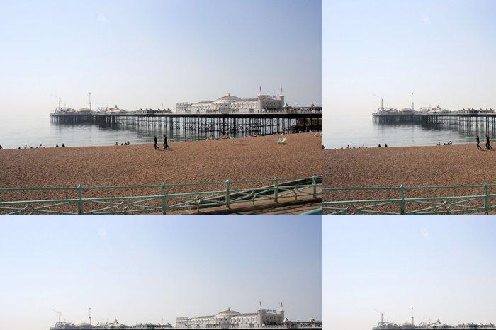 Tapeta Pixerstick Palace Pier, Brighton - Voda
