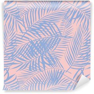 Vinylová Tapeta Palmu vzor