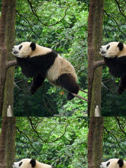 Tapeta Pixerstick Panda Geant - Témata