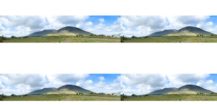 Tapeta Pixerstick Panorama irland 2 - Evropa