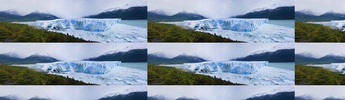 Tapeta Pixerstick Panoramica del ledovec Perito Moreno - Amerika