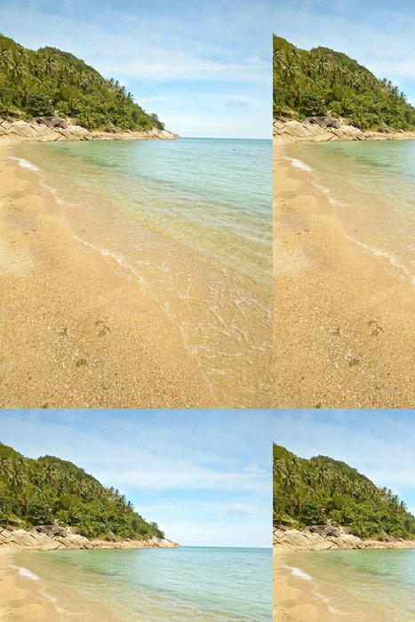 Tapeta Pixerstick Paradise rohový - Prázdniny