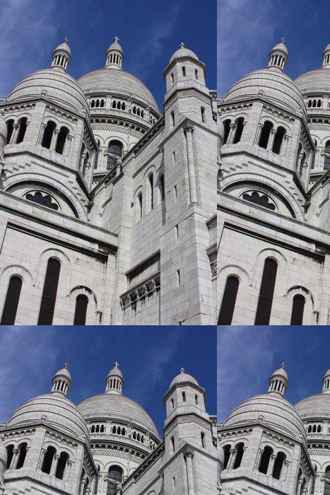 Tapeta Pixerstick Paris Montmartre - Evropská města