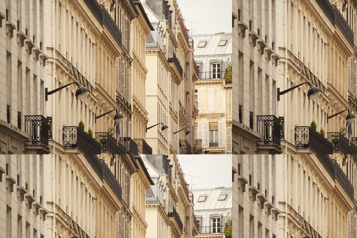 Tapeta Pixerstick Paris - Evropská města