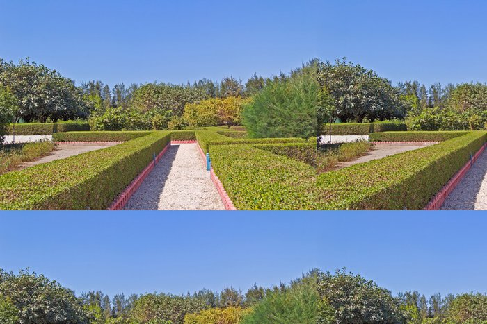 Tapeta Pixerstick Park Harihara Van v Somnath - Asie