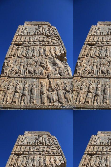 Tapeta Pixerstick Persepolis - zřícenina Xerxes & Darius paláce - Asie
