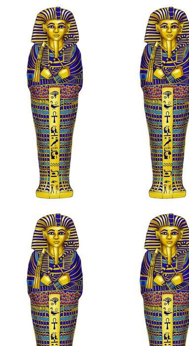 Tapeta Pixerstick Pharao - Afrika