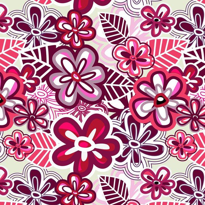 Tapeta Pixerstick Pink wallpaper - Pozadí