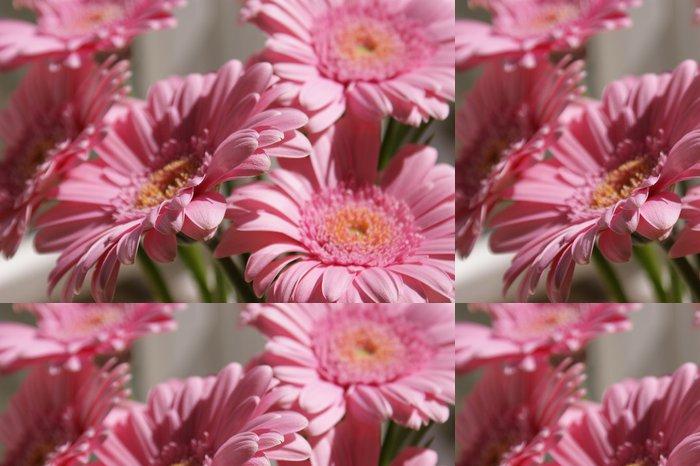 Vinylová Tapeta Pinke geranien - Květiny
