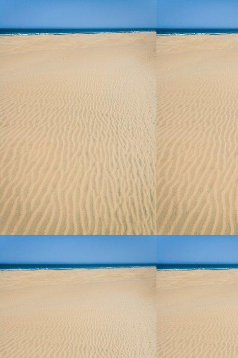 Tapeta Pixerstick Písečné duny a oceánů - Prázdniny