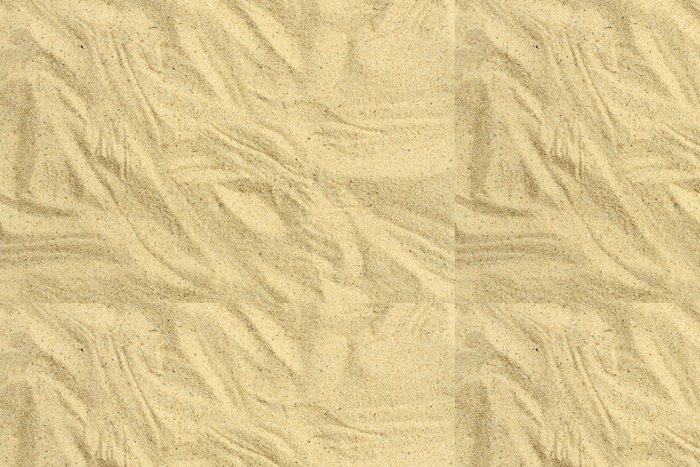 Vinylová Tapeta Písku pozadí - Prázdniny