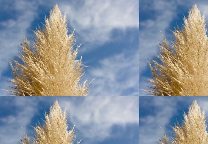 Tapeta Pixerstick Piuma nel cielo 1 - Rostliny