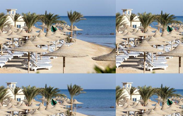 Vinylová Tapeta Pláž na břehu jižního moře - Jiné