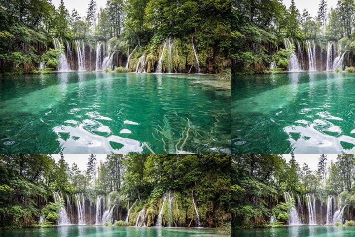 Vinylová Tapeta Plitvická jezera Národní park Chorvatsko - Témata