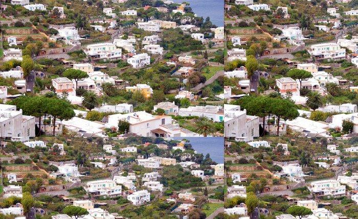 Tapeta Pixerstick Pobřeží Středozemního moře - Evropa