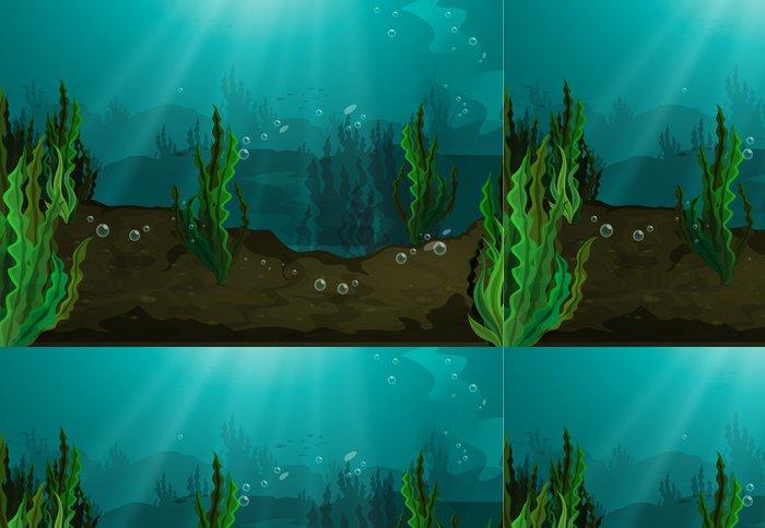 Tapeta Pixerstick Podvodní - Voda