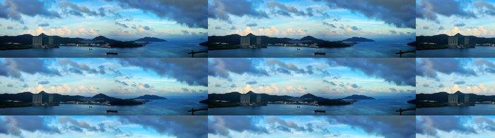 Vinylová Tapeta Pohled na oceán - Nebe